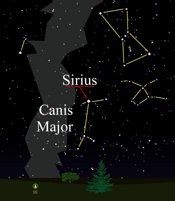 sirius star size b - photo #25