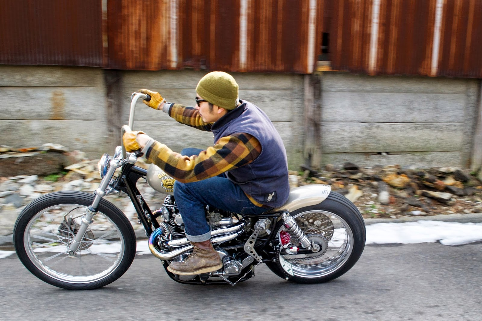 Indian Motorcycle Orange County >> BF7 Invited Builder : Go Takamine | Born Free Motorcycle Show