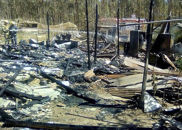 Família perde casa em incêndio e luta para recomeçar a vida
