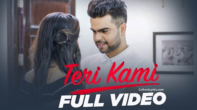Teri Kami Lyrics – Akhil Ft. Happy Raikoti