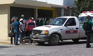 Ejecutan a joven en una tortilleria de Alamo Veracruz este Martes