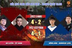 Kết quả giao hữu AoE Việt - Trung: Đêm diễn của Sơ Luyến