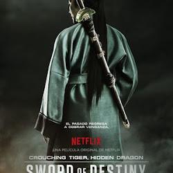 Poster Crouching Tiger, Hidden Dragon: Sword of Destiny 2016
