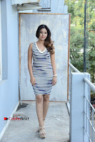 Actress Mi Rathod Spicy Stills in Short Dress at Fashion Designer So Ladies Tailor Press Meet .COM 0009.jpg