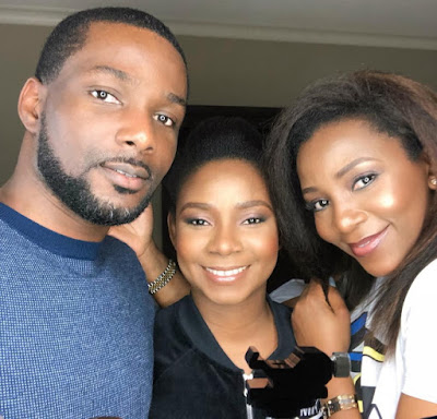 genevieve nnaji siblings photos