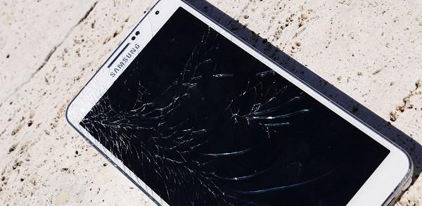 thay man hinh Samsung Note 4
