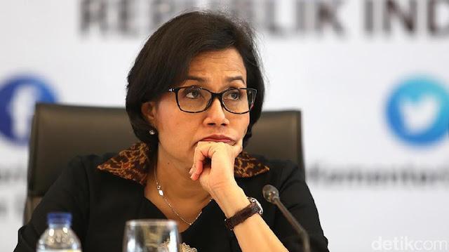 Mak Jleb, Rupiah Melemah, Fadli Zon ke Sri Mulyani: Suruh Dia Mikir Dong, Menteri Terbaik Dunia Kan ?