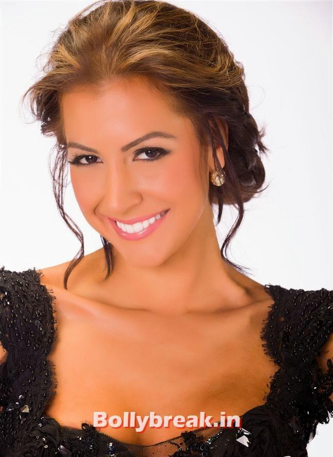 Miss Jamaica, Miss Universe 2013 Contestant Pics