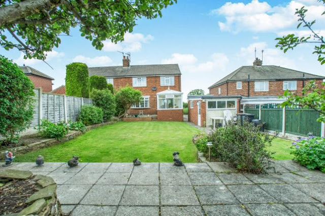 Harrogate Property News - 3 bed semi-detached house for sale Kingsley Drive, Harrogate, North Yorkshire, Harrogate HG1