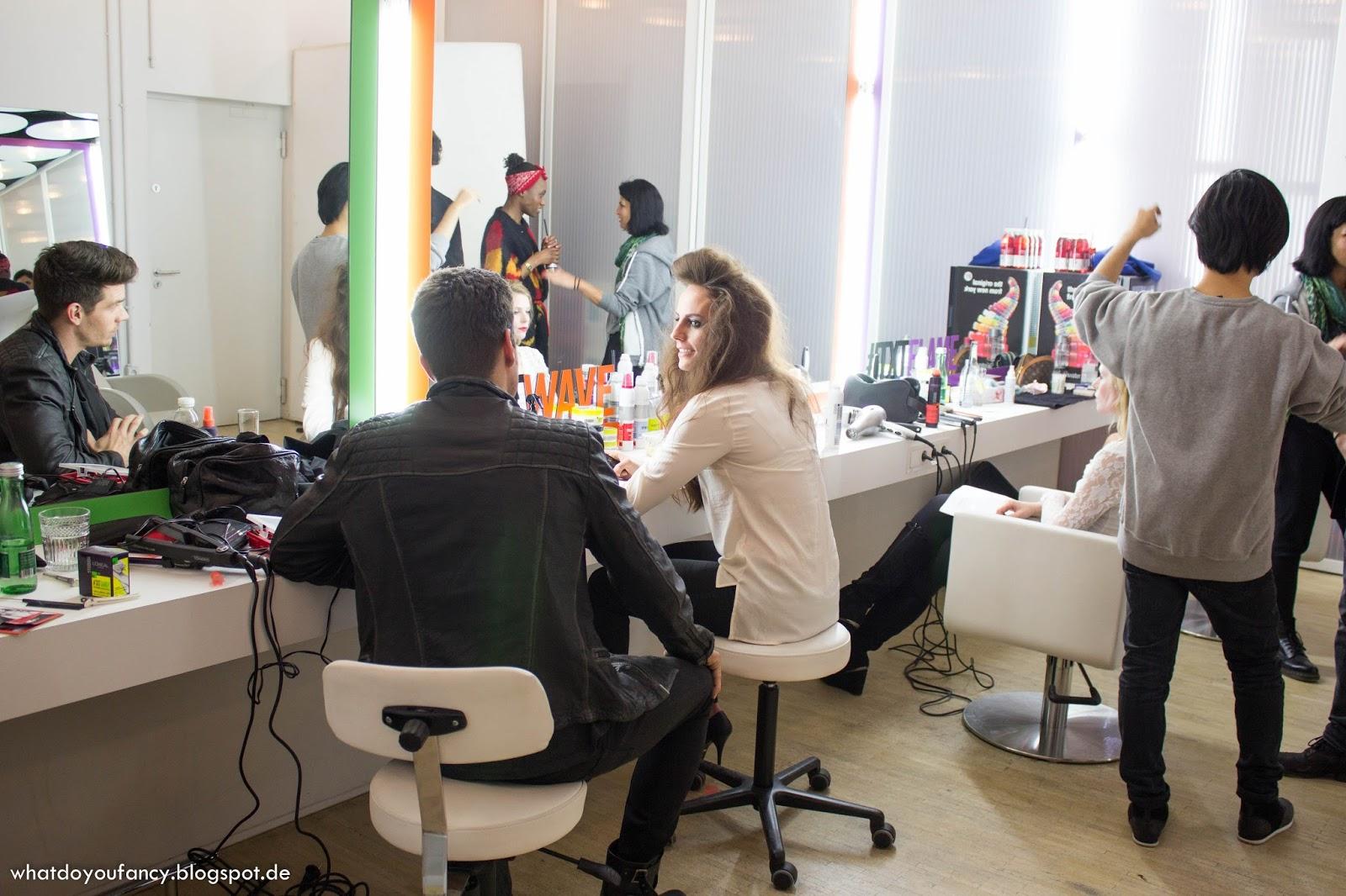 L'Oréal lud zum Launch der neuen Studio Line #TXT-Produkte + App #TXTMYSTYLE ein_Schminkraum