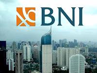 PT Bank Negara Indonesia (Persero) Tbk - Recruitment For Teller, Assistant Administration BINA BNI August 2017