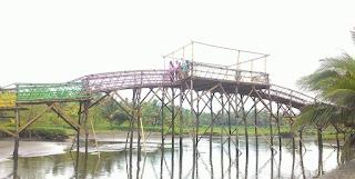 Jembatan Pantai Sawangan