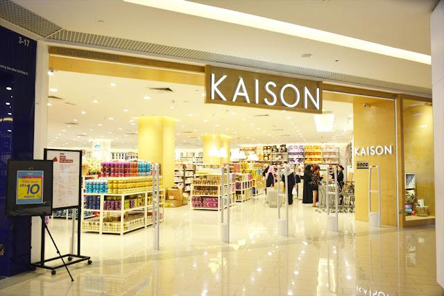 Kaki Deko Wajib Tahu, Kenal Dan Shopping Di Kaison Malaysia