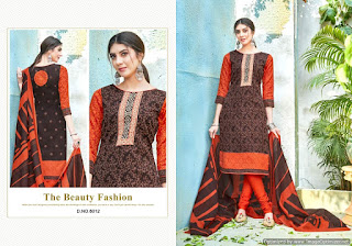 Wholesale Cotton dress Material Sweety Jasmine Summer wear