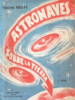 Astronaves sobre la Tierra de Eduardo Buelta