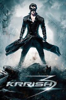 Krrish 3 (2013) Hindi 720p Blu-Ray x264 AC3 5.1 – ESubs 1.1GB