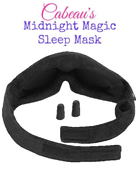 travel sleep mask