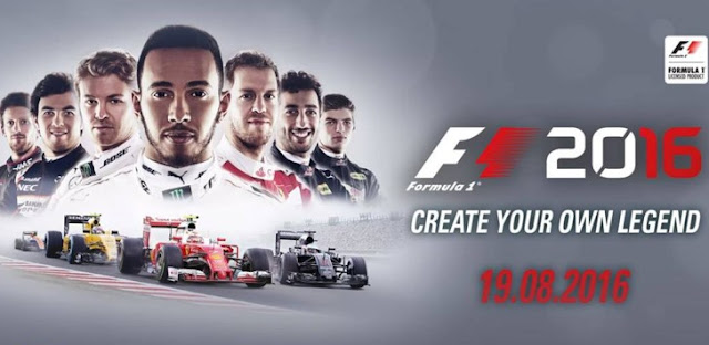 F1 2016 v0.1.6 APK Android Racing Games