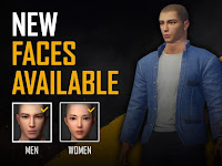 New Face Styles