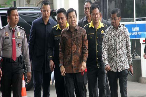 Wakil Ketua KPK Menegaskan Akan Segera Menahan Setya Novanto