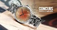 Castiga un ceas de dama din noua colectie Marc Jacobs