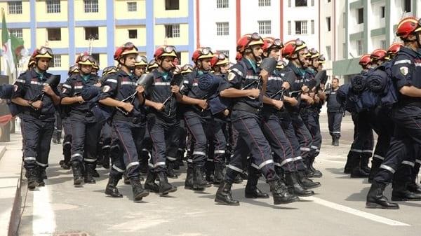 جديد ترقية 2986 موظف بالحماية المدنية من بينهم 129 امرأة