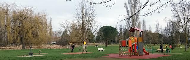 Parc des 50 - Ramonville St Agne