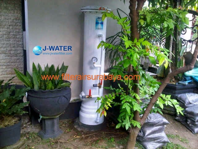 filter air sumur bor jember