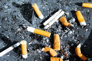 Merokok sama dengan bunuh diri secara perlahan