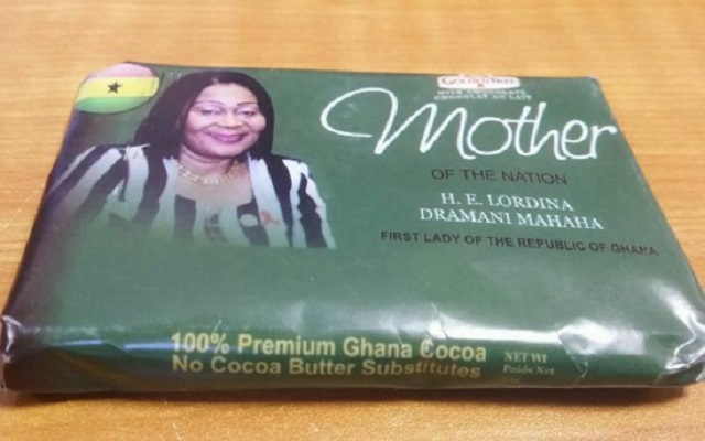 Lordina branded chocolate sparks controversy