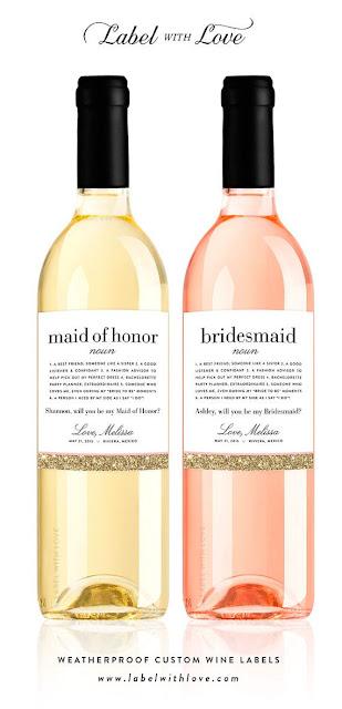 viinipullo kaason lahja