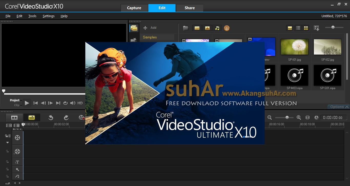Free download corel videostudio ultimate x10 full version