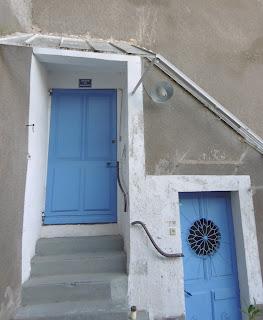 Portes bleues, Thoard, malooka