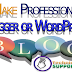 Make a professional blog on blogger/BlogSpot explained in detail: