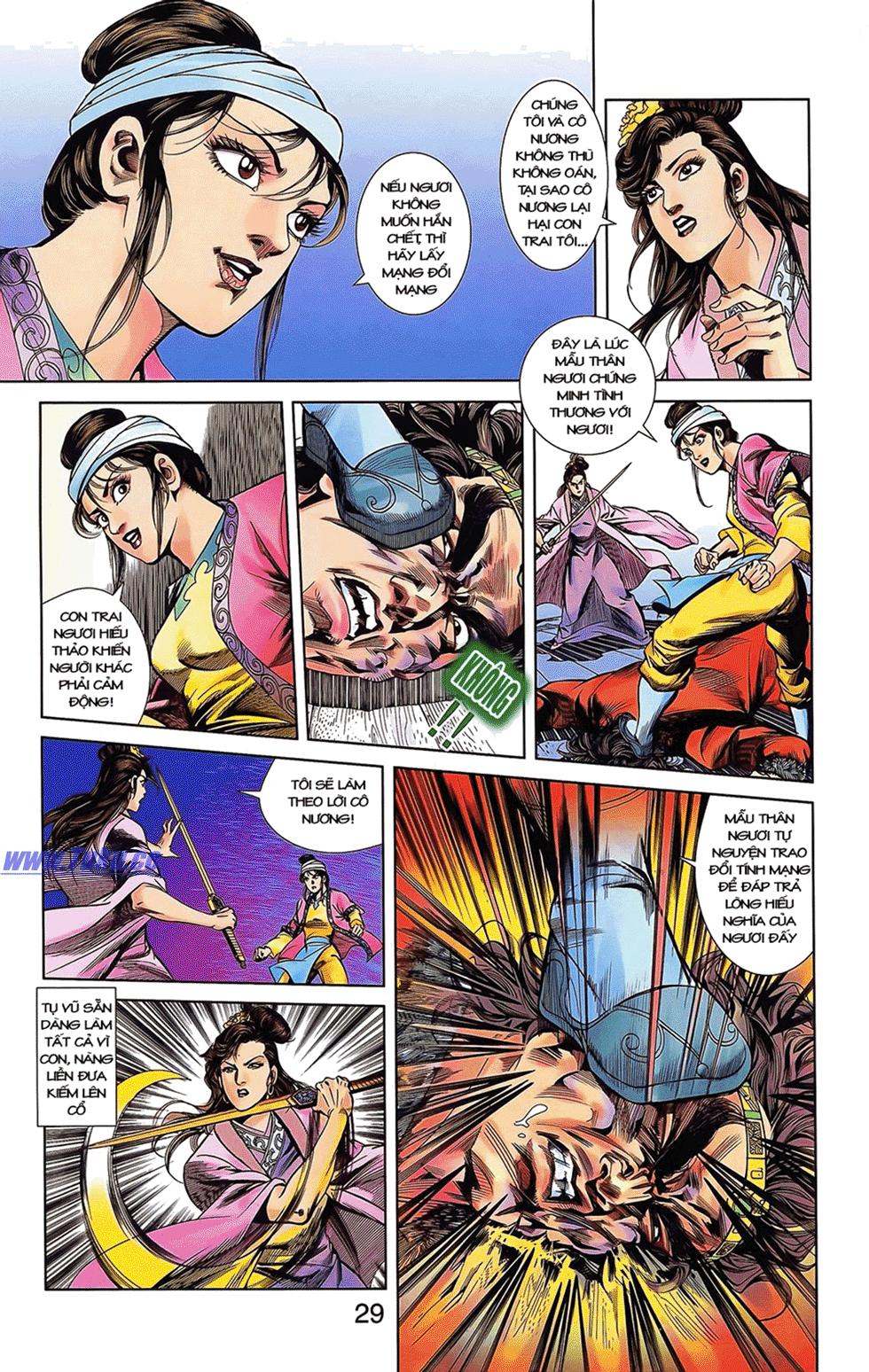 Tần Vương Doanh Chính chapter 12 trang 19