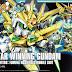 SDBF Star Winning Gundam - Release Info, Box Art and Official Images