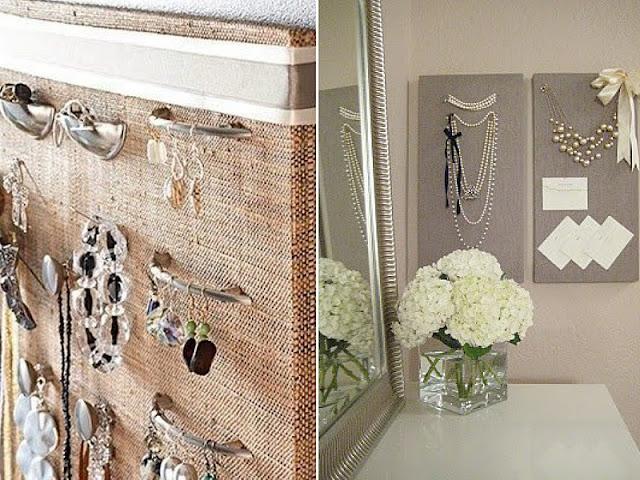 d co astuces pour ranger ses bijoux joliment mademoiselle i do. Black Bedroom Furniture Sets. Home Design Ideas