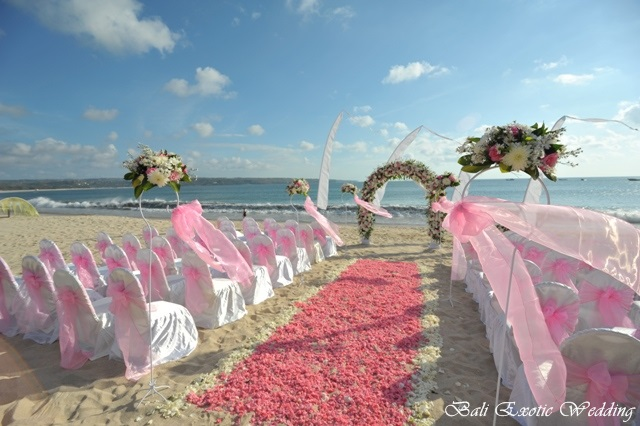 Beachfront Wedding Package In Bali Trend