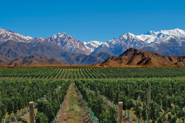 Mendoza na Argentina