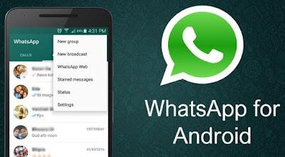 Cara mengatasi Whatsapp Error keluar sendiri, berhenti, force close dan tidak bisa dibuka di android