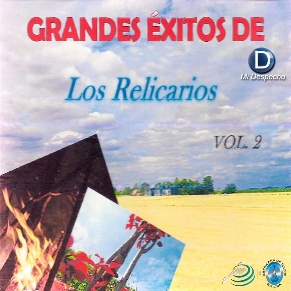 Los Relicarios Grandes Exitos Vol. 2