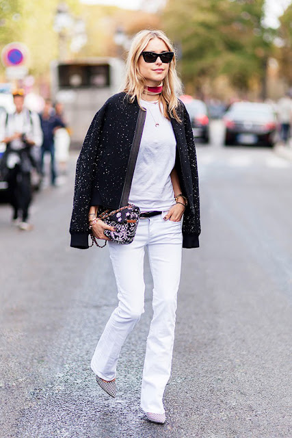 bomber jackets spring street style