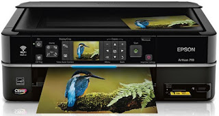 Epson Artisan 710 Driver Download For Windows XP/ Vista/ Windows 7/ Win 8/ 8.1/ Win 10 (32bit - 64bit), Mac OS and Linux.