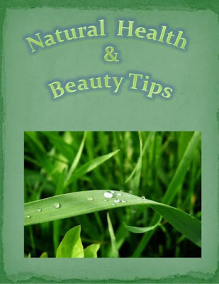 Natural Health And Beauty Tips PDF E Book