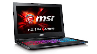 MSI GS60 6QE Ghost Pro(4K) driver download