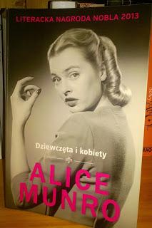 Alice Munro Dziewczęta i kobiety recenzja oczytany facet