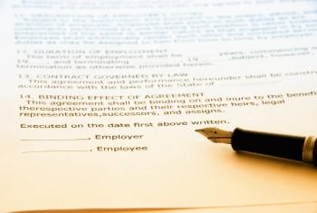 Employment Separation Letter