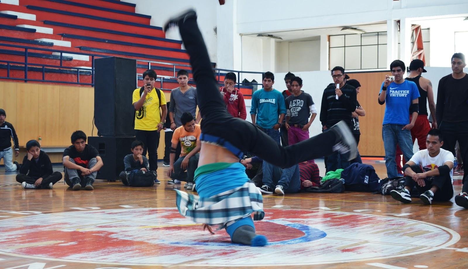Culturas urbanas y su arte   El Break Dance y su producto artístico f4a69f454ba