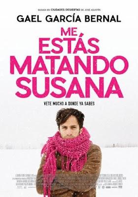Me Estás Matando Susana 2016 DVD R4 NTSC Latino
