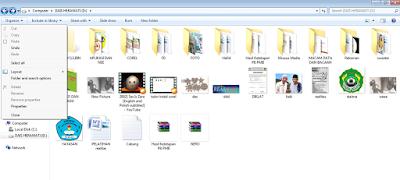 Cara Menampilkan File Yang Hilang Oleh Virus Di Flashdisk